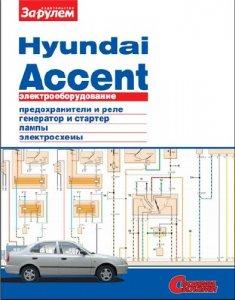HYUNDAI ACCENT. Электрооборудование.