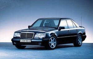 Mercedes w124. Электросхемы 1986-92 г.в.