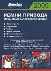Ремни привода механизма газораспределения 1989-2009.