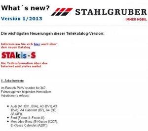 ATRIS Stahlgruber+Technik 2013-1 [Multi + RUS]