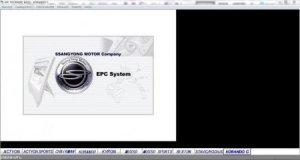 SsangYong EPC 2013. Электронный каталог запчастей
