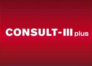 Диагностический сканер Nissan Infiniti Consult 3 Plus (2013 год)