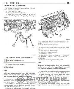 Dodge Ram 1500/2500/3500(1999-2006). Руководство по ремонту и обслуживанию.