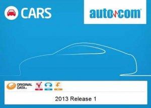 Autocom 1.2013: программа диагностики автомобилей
