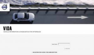 Программа Volvo VIDA 2013D: диагностика, ремонт, каталог запчастей