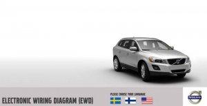 Электросхемы Volvo Electronic Wiring Diagram 2013D (EWD)