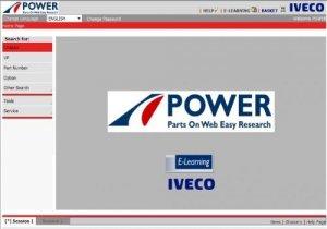 Оригинальный каталог запчастей Iveco Power 2/2013