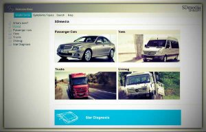 Программа по ремонту Mercedes SDMedia (версия 11/2013)