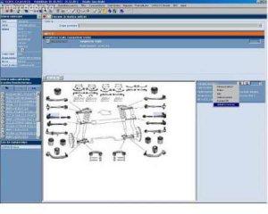 Каталог неоригинальных автозапчастей TecDoc версия 1Q-2014