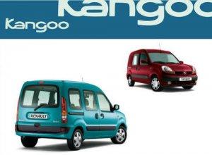 Автомобиль Renault Kangoo: руководство по эксплуатации и обслуживанию