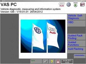 Программа VAS PC Rus вер.19.01.01 (включая обновления)
