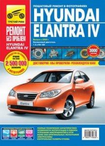 HYUNDAI ELANTRA J4 (с 2006 года выпуска). Руководство по ремонту