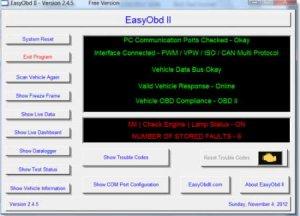 Подборка бесплатного софта диагностики авто для ELM327 и К-Line адаптеров