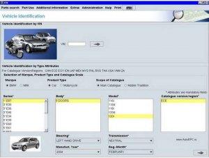 Каталог для подбора запчастей и аксессуаров BMW ETK (версия 05.2014 г.)