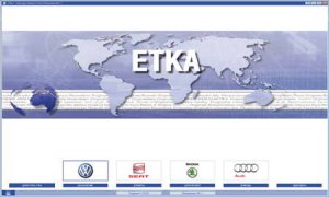 Электронный каталог ETKA 7.3-7.4 (вер 1007) International, Germany 03.2014, Хардлок x64, база винкодов 1млн 100тыс штук