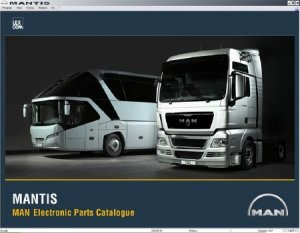 Каталог MAN MANTIS 02-2014 (501) - запчасти для автомобилей Man