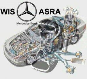 Программа Mercedes WIS/ASRA версия 3.8.11.0 от 07.2014 года