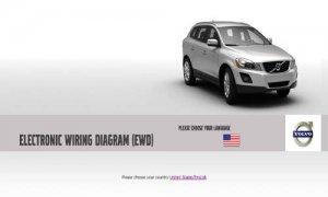 Схемы электрооборудования Volvo Electronic Wiring Diagram (EWD) версия 2014D