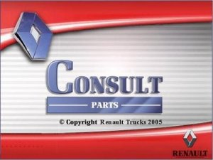 Каталог запасных частей Renault Trucks Consult вер. 4.16  - 02.2014 год