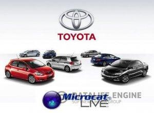 Каталог Toyota Microcat LIVE 2015-01 - запчасти и аксессуары