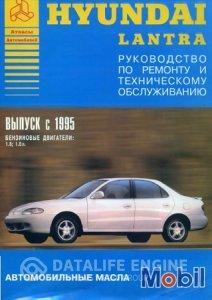 Hyundai Lantra (с 1995 года). Руководство по ремонту автомобиля