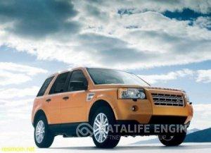 Land Rover Freelander 2 (бензиновый двигатель 3,2 л). Инструкция по ремонту
