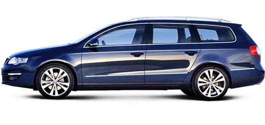 фото Volkswagen Passat В6