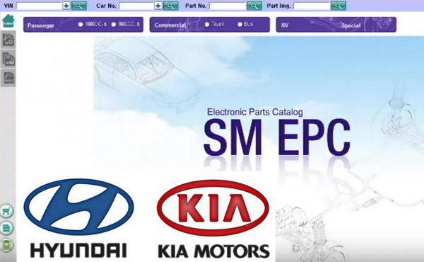 SM EPC Hyundai Kia 3.0 (03.2018 год): скачать каталог запчастей