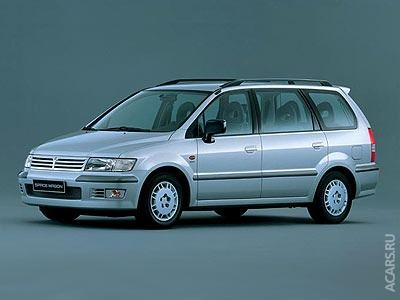 MITSUBISHI Space Wagon и Space Runner (1984-2002)