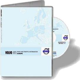 Volvo RTI Navigation DVD Europe 2008. Навигация для Volvo.