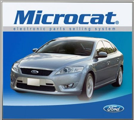 Microcat Ford Europe [ V.2.1.11.2, Multi + RUS ] ( 2010 )