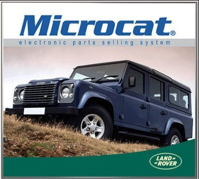 Land Rover Microcat [ V.01 2011,Multi + RUS ] ( 2010 )