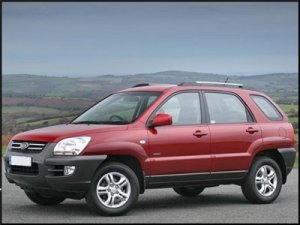 KIA Sportage. Body manual. 2004-2008.