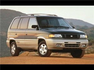 Mazda MPV V6 3.0 (1989-1998). Workshop Manual.