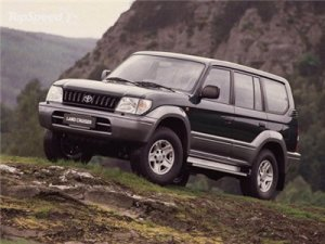 Toyota Land cruiser 2000 г.в. Электросхемы.