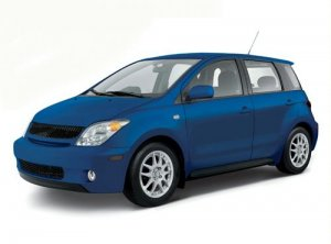 Toyota Scion xA 2006. Service manual.
