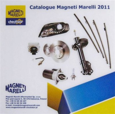Catalogue Magneti Marelli. Сборник каталогов.