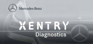 Mercedes DAS Xentry (вер. 12/2014): программа для диагностики Мерседес