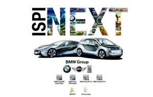 Программа для диагностики BMW ISPI Next ISTA/P: версия 3.55.0.100, 2015